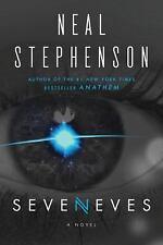 Seveneves by Neal Stephenson (2015, Hardcover)