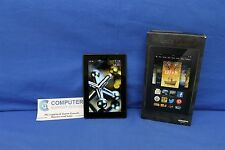 "AMAZON KINDLE FIRE HD 7"" TABLET FIRE OS 4.5.5.2 DUAL CORE BOXED BARGAIN"