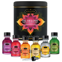 Kama Sutra Oil Of Love💕Sexual Performance Enhancement Edible Massage Oil 6 PACK
