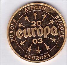 Europa Europe 2003 PP Geldschein Griechenland Greece