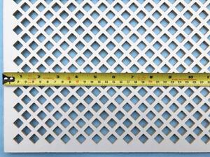 Nevada diamond design grille 3ft x 2ft decorative screening panels