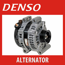 DENSO Alternator DAN1201 | BRAND NEW - NOT REMANUFACTURED - Fits Jaguar XF (08-)
