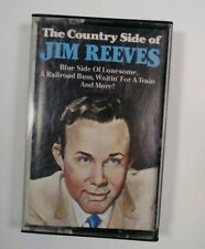 The Country Side of Jim Reeves 1985 Vtg Cassette Tape RCA CAK-686