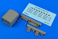 AEROBONUS 320075 USAF 2-Wheel Tilt Cabinet Late in 1:32