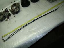 FXR throttle & idle cables S&S carb Shovelhead FXRP FXRD FXRT FXRS FXLR EPS15642