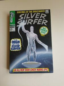 Silver Surfer Omnibus - Marvel Comics