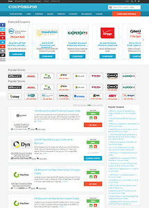 Coupons Sharing Website Linkshare Commission Junction Affiliate + Free Hosting