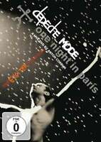 Depeche Mode - One Night IN Paris The Exciter Nuovo DVD