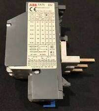 ABB TA75 DU 80 - Thermal Overload Relay 60-80A - 1SAZ321201R1006