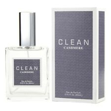 CLEAN CASHMERE for WOMEN by FUSION * 2.14 oz (60 ml) EDP Spray * NEW & SEALED