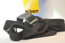 Nikon lens case straps w/ metal buckles check it out