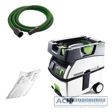 Festool Staubsauger CTL MINI 583355 + Schlauch + Filterbeutel Cleantex FESTO