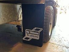 Ifor Williams Trailer Mud Guards flaps for all Flatbed models