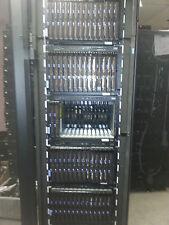 IBM HS21 XM BLADE 7995-G6U 2 X INTEL QC E5450 3.0GHZ 16GB RAM NO HARD DRIVES