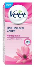 Pack of 2 Veet Hair Removal Cream, Normal Skin Silk & Fresh  25 Gm Free Shipping