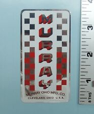 Murray bicycle Head badge decal