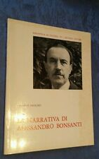LA NARRATIVA DI ALESSANDRO BONSANTI Carmine Paolino Bulzoni 1988
