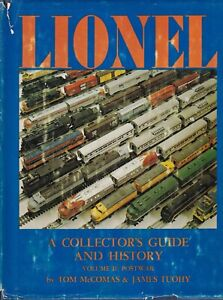 Lionel Collectors Guide And History - Volume 2: Postwar - McComas