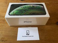 NEW SEALED Apple iPhone XS 64GB A2097 GREY (UNLOCKED) 1 YEAR APPLE WARRANTY