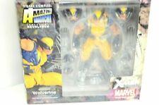 FREE SHIP Authentic Wolverine Kaiyodo Revoltech figurecomplex avengers Japan