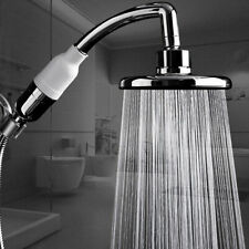 High Pressure Large Shower Head Powerful Energy Bath Heads Chrome Water Saving