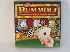Rummoli Deluxe 2016 Board Game TCG Canada Bilingual Near Mint Condition