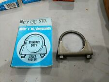 "Exhaust Clamp-2 1/8"" Clamp"