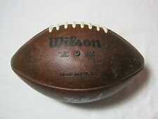 Wilson Football with some unknown autographs possibly Team Signed