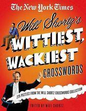 The New York Times Will Shortz's Wittiest, Wackiest Crosswords : 225 Puzzles...
