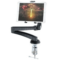 Heavy Duty Tabletop Tablet Holder Mount with 360° Rotation for iPad Tablet Note8