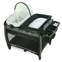 Graco Baby Pack 'n Play Quick Connect Portable Seat DLX Playard Nico NEW