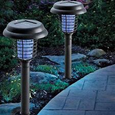 Outdoor LED Solar Portable Lantern Garden Lawn Landscape Light Insect Repellent