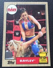 WWE 2017 Topps Heritage Bailey All-Star Rookie