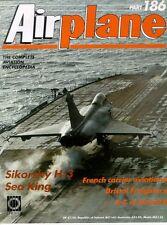 AIRPLANE 186 SH-3 HELO USN HS HC RN SEA KING USAF_BRISTOL FREIGHTER_AERONAVALE