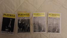 Chicago Broadway Playbill - Ambassador Theatre - Dec 07/Jul 10/Feb 13