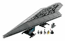 LEGO Star Wars 10221 Super Star Destroyer (UCS) Complete
