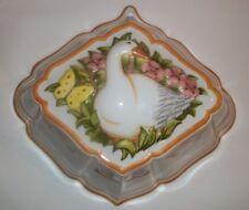 1986 The Franklin Mint - Le Cordon Bleu Hanging Porcelain Goose Jello Mold