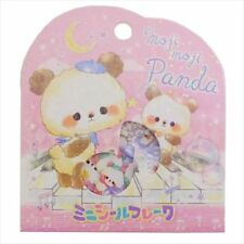 Qlia Moji Moji Panda 42 pcs New flake seal