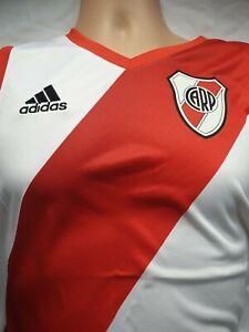 Adidas Sleeveless Mens XS CARP River Plate Sleeveless Training Shirt RRP £59.99