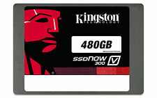 New Genuine Kingston 480GB SSDNow V300 Solid State Drive