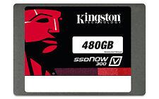 Nuevo Genuino Kingston 480GB SSDNow V300 Unidad De Estado Sólido