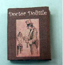 Dollshouse Miniature Book - Doctor Doolittle