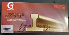 PIKO RERAILER ROAD CROSSING WITH TRACK 35281 New in Box