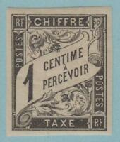 FRANCE J1 MINT HINGED OG * NO FAULTS EXTRA FINE !