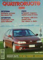 QUATTRORUOTE MARZO 1994
