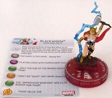 Black Widow #065 Avengers Assemble Marvel Heroclix Chase Rare