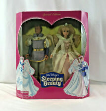 Prince Phillip Wedding Doll White Cape Prince Ken Disney Sleeping Beauty Parks
