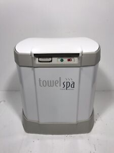 Brookstone Towel Spa Towel Warmer Tested Works TSK-5201MA