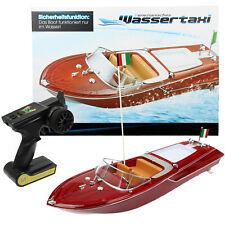 Wassertaxi ferngesteuertes venezianisches Boot RC Speedboot 2,4 GHz Schiff 2453