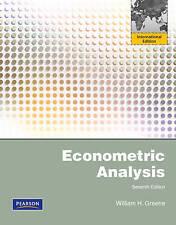 Econometric Analysis 7E by William H. Greene (Paperback, 2011) 978073753568